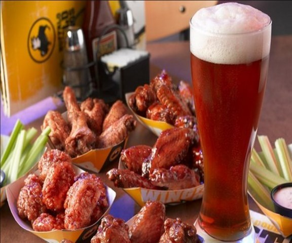 join the happy hour at buffalo wild wings centennial in