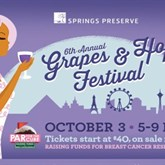 Grapes and Hops Festival at the Springs Preserve - Oct. 3, 2015
