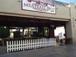 Meatball Spot at Town Square