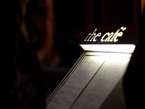 the cafe'