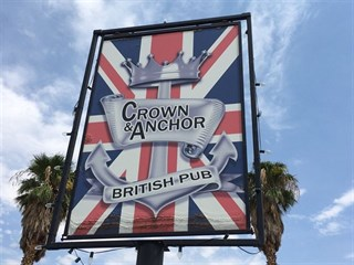 Crown and Anchor British Pub