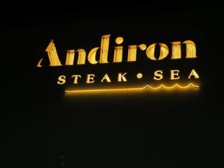 Andiron Steak and Sea