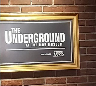 The Underground - The Mob Museum