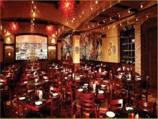 Grotto Ristorante at the Golden Nugget