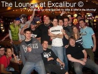 The Lounge at Excalibur