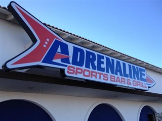 Adrenaline Sports Bar and Grill