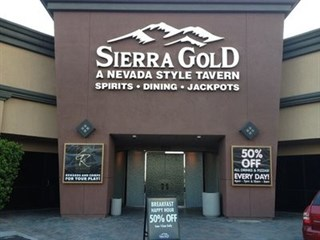 Sierra Gold at Buffalo