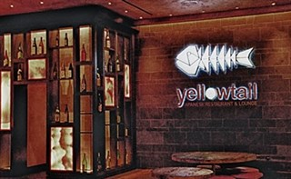 Yellowtail Japanese Restaurant and Bar