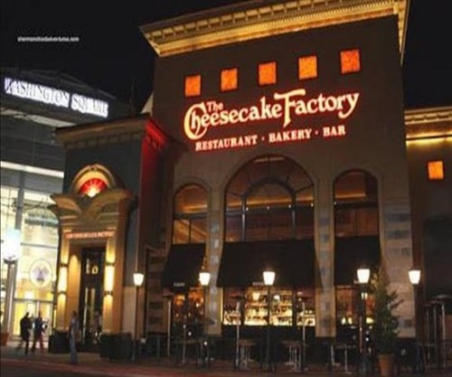 Join The Happy Hour At The Cheesecake Factory Henderson In