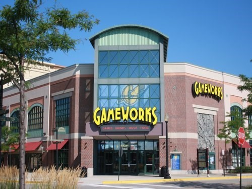 Join the Happy Hour at GameWorks in Las Vegas, NV 89119