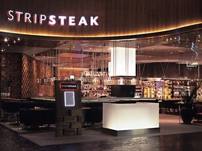 Stripsteak at Mandalay Bay