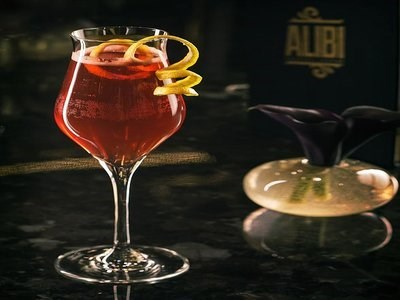 Alibi Cocktail Lounge