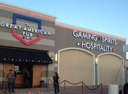 Join the Happy Hour at The Great American Pub in Las Vegas