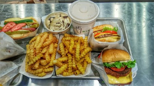 Shake Shack Downtown Summerlin