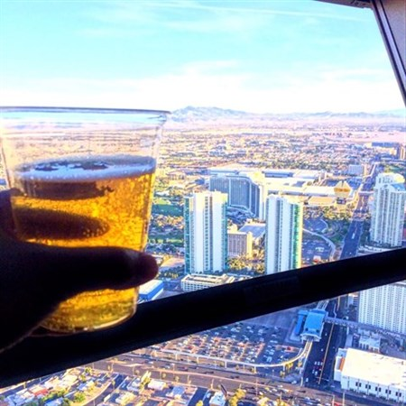 Air Bar at the Stratosphere