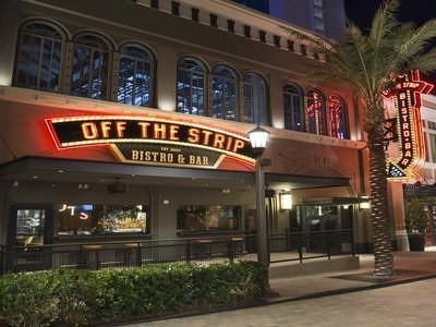 Join The Happy Hour At Off The Strip Bistro And Bar In Las