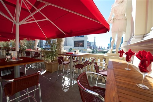 Join The Happy Hour At Planet Hollywood Restaurant In Las