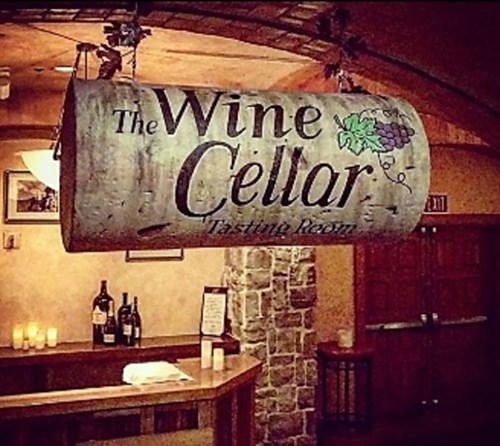 Wine Cellar & Cheese Tasting