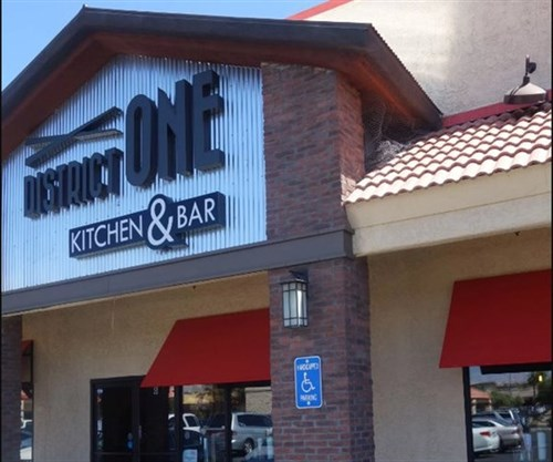8407 Kitchen Bar: Join The Happy Hour At District One Kitchen & Bar In Las