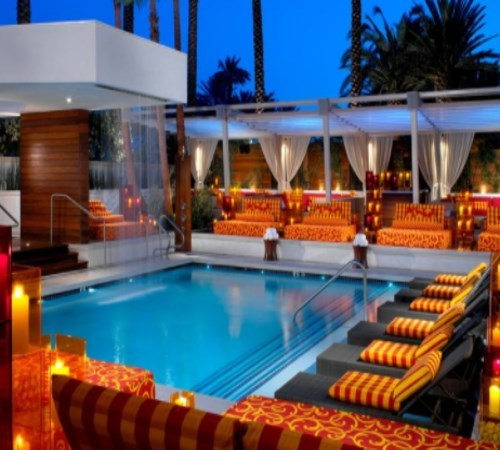 Relaxation Station Pool Lounge: Join The Happy Hour At Aliante Station Pool Lounge In Las