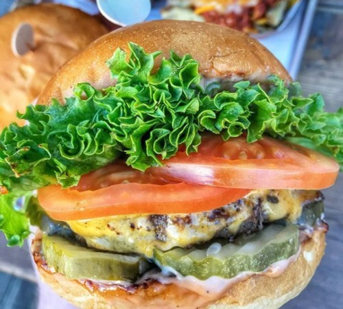 Join The Happy Hour At Flippin Good Chicken Burgers Beer