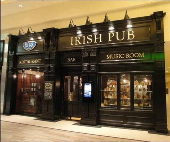 Join the Happy Hour at Ri Ra` Irish Pub at Mandalay Place in